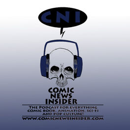 Show cover of Comic News Insider