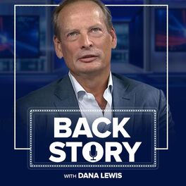 Show cover of BACK STORY with DANA LEWIS