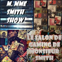 Show cover of M Mme Smith Show