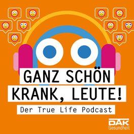 Show cover of Ganz schön krank, Leute!