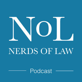 Show cover of Nerds of Law Podcast