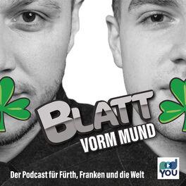 Show cover of Blatt vorm Mund