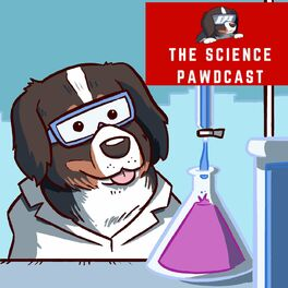 Show cover of The Science Pawdcast