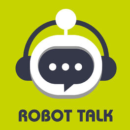 Show cover of Robot Talk