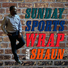 Show cover of Sunday Sports Wrap With Shaun