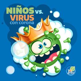 Show cover of Niños vs. Virus con corona