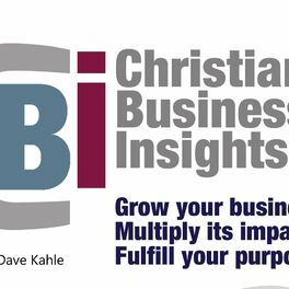 Show cover of Christian Business Insights
