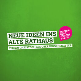 Show cover of Neue Ideen ins Alte Rathaus