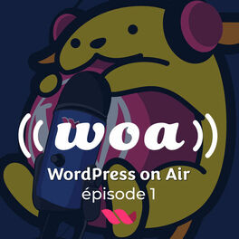 Show cover of WOA! (WordPress On Air !)