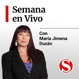 Show cover of Semana En Vivo, podcast de María Jimena Duzán
