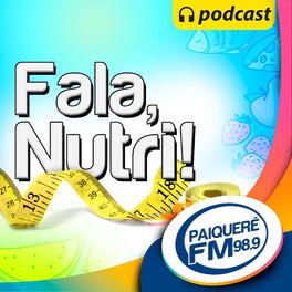 Show cover of Fala, Nutri!