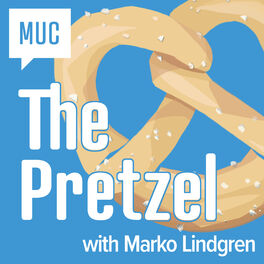 Show cover of The Pretzel, The CreativeMornings Munich Podcast