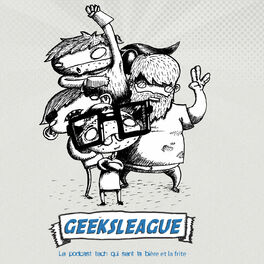 Show cover of Geeksleague