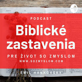 Show cover of Biblické zastavenia