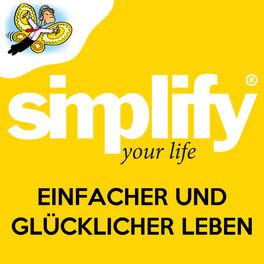 Show cover of simplify your life - mit Tiki Küstenmacher