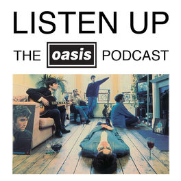 Show cover of Listen Up - The Oasis Podcast