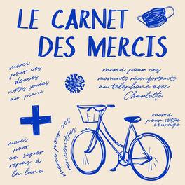 Show cover of Le Carnet des Mercis