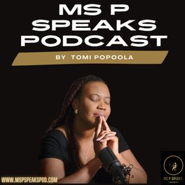 Show cover of Ms P Speaks