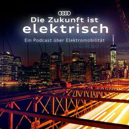 Show cover of Die Zukunft ist elektrisch