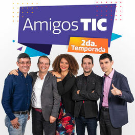 Show cover of Amigos TIC