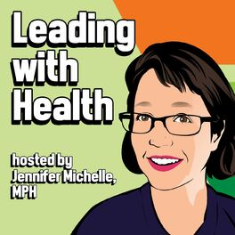 Show cover of Leading with Health