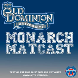 Show cover of ODU Wrestling Monarch Matcast