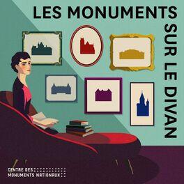 Show cover of Les monuments sur le divan