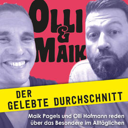 Show cover of Der gelebte Durchschnitt - mit Oliver Hofmann und Maik Pagels