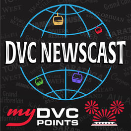 Show cover of DVC Newscast by My DVC Points