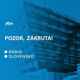 Show cover of Pozor, zákruta!