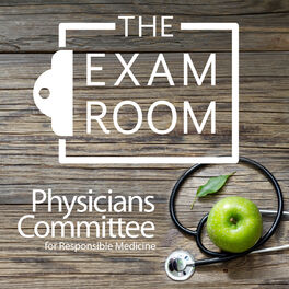 Show cover of The Exam Room by the Physicians Committee