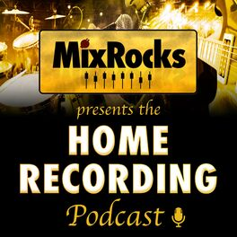 Show cover of Home Recording Podcast