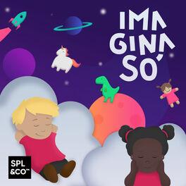 Show cover of Imagina Só - Histórias para Crianças