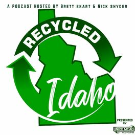 Show cover of Recycled Idaho