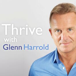 Show cover of Thrive with Glenn Harrold