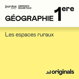 Show cover of Géographie : Les espaces ruraux