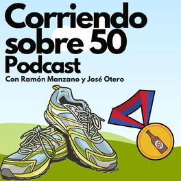 Show cover of Corriendo sobre 50 Podcast