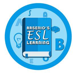Show cover of Arsenio's ESL Podcast