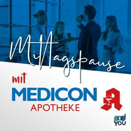 Show cover of Mittagspause mit Medicon