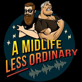 Show cover of A Midlife Less Ordinary
