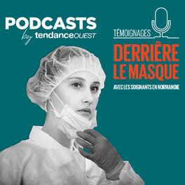 Episode cover of #14 Xavier Rocton, infirmier-urgentiste à Alençon et photographe au sein du service Covid