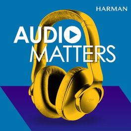 Show cover of Audio Matters
