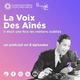 Show cover of La Voix des Aînés