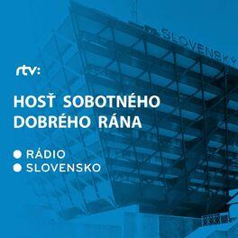 Show cover of Hosť sobotného Dobrého rána