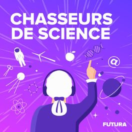 Show cover of Chasseurs de science