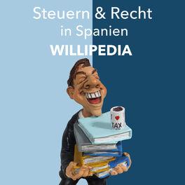 Show cover of Willipedia - Steuern und Recht in Spanien