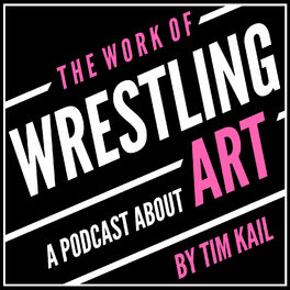 Show cover of The Work Of Wrestling