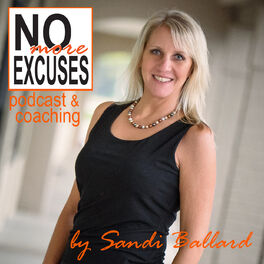 Show cover of No More Excuses: Monday Motivation podcast