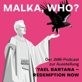 Episode cover of Malka Germania, eine weibliche Messias? Was, wenn Frauen die Welt regieren?