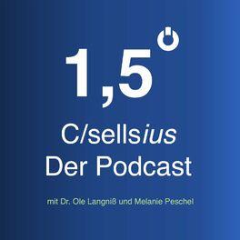 Show cover of 1,5° C/sellsius - der Podcast
